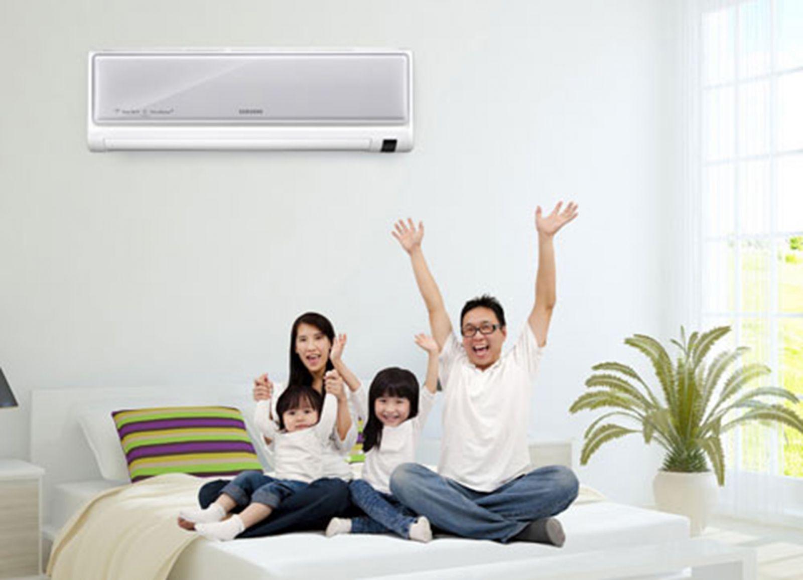 máy lạnh điều hòa lưu ý tránh bị đánh cắp tiền điện